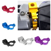 Universa 10mm Bike Aluminum Mirror Mount Holder Bar Handle Clamp Clips Motorcycle Rearview Mirrors