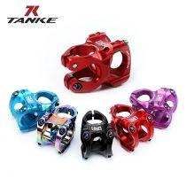 TANKE MTB Stem CNC 31.8mm Handlebar Bicycle honsun ultralight 0 Degree Rise FR AM Enduro 28.6mm Steerer Mountain Bike parts