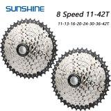 SUNSHINE 9S Freewheel MTB Bicycle Flywheel 9speed cassette 11-42T flywheel