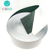 1m 65mm/80mm/100MM 18650 Li-ion Battery Insulation Gasket Barley Paper Pack Cell Insulating Glue Fish Electrode Insulated Pads
