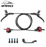 IIIPRO CNC aluminum Bike Hydraulic Disc Brake Calipers  mtb Mountain Bicycle Oil Disc Brake 426g Bikes parts