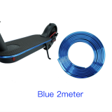 1Pc Electric Scooter Anti-collision Protection Strip For Xiaomi Mijia M365 Skateboard Body Bumper Scratchproof Scratch Strips 2M