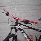 FMFXTR Mountain Bike Handlebar 31.8*780mm 720 mm Bicycle Ultra Long Bar Aluminum Alloy Riser Handlebars mtb Bike Parts