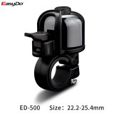 Easydo Bicycle Bell Mountain Bike Road Bike Bell Folding Bike Commuter Bike Bell Bicycle Horn Accessories Clear Voice