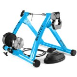 Indoor Exercise Bike Trainer Home Turbo Traininer 6 Speed Magnetic Resistance MTB Road Bicycle Trainer Bike Roller Workout Tool