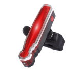 USB Charging Bicycle Bike Light Flash Cycling Taillight Warning Lights Flashlight for Bicycle Rear Bycicle Light