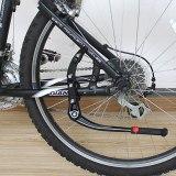Universal Mountain Bike Road Bicycle Adjustable Foot Brace Outdoor Cycling Parking Rack Side Brace Aluminium Brace Rear Brace