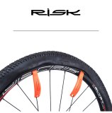RISK KENWAY 3pcs/set Bike Bicycle Steel Tyre Stick Spoon Tube  Repair Tool Nylon Tire Levers Pry Bar Crowbar