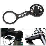 GUB Mountain Road Bike Computer Holder Carbon Fiber Bicycle Computer Mount for Garmin/Bryton Cycling Accessories