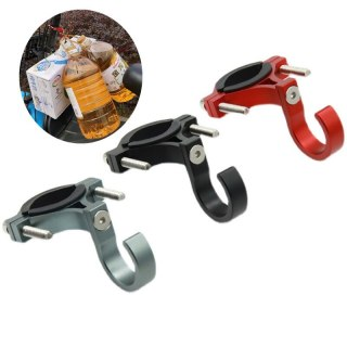 Electric Vehicle Hook New Scooter Front Handlebar Metal Hanging Hook Free Perforation Universal Modification Accessories