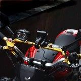 Motorcycle Handlebars Expansion Bracket Stabilizer Bar GPS Mobile Phone Bracket Fixing Rod for PCX Drz400 Yamaha Mt07 Bj300 Z900