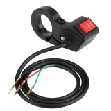 1pc 22mm 7/8in Electric 3 Speed Module Handlebar Switch Shift for Motorcycle Scooter Motorcycle Switch