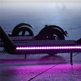 Foldable LED Strip Flashlight Bar Lamp For Xiaomi Mijia M365 Electric Scooter Skateboard Night Cycling Safety Decorative Lights