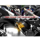 for yamaha tmax 530 t-max 530 Frame Slider Anti Crash Caps Exhaust Sliders motorcycle accessories parts 8mm tmax 500 R3 R25 R15