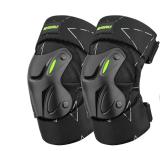 MOTOWOLF Motorcycle Bicycle Cycling Bike Racing Knee Protector Tactical Skate Protective Ski Skateboard BMX Knee Pads Guard