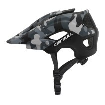 Cairbull TERRAIN 2021 New All-terrain Mountain Cross-country Road Bike Riding Safety Belmet Camouflage Sports Hollow Breathable