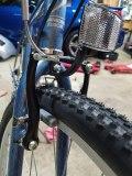 ZTTO Bike MTB Mountain Bicycle BMX Cruiser Linear Pull V Brake Caliper Set with Brake Pads Brake MTB Hydraulic Brakes Cantilever