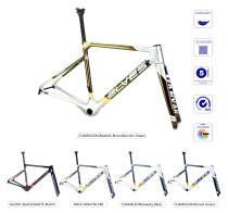 Elves Vanyar Disc carbon road framesets Lightweight road bike carbon fiber bicycle frame