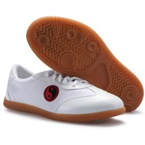 Soft Sole  Canvas  Tai Chi Shoes Martial Art Shoes Taiji Boxing Practice Shoes Free Flexible