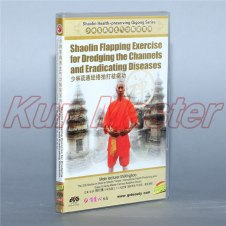 Shaolin Health-preserving Qigong  English Subtitle Shaolin Flapping Exercise For Dredging The Channels And Eradicating Diseases