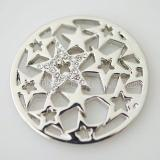 33 mm Alloy Coin fit Locket jewelry type047
