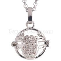 Angel Caller constellation ZODIAC-Taurus Necklace fit 16mm balls exclude ball AC3778S