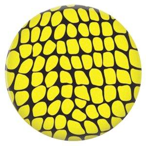 20MM дизайн желтый Окрашенный эмаль металл C5867 принт оснастки ювелирные изделия