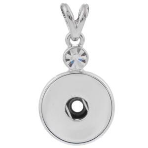 Colgante de alta calidad de collar en forma de trozos 18mm joyería rápida