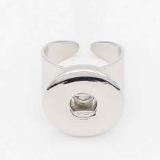 Boutons 1 Snap Ring fit snap bijoux KC1078