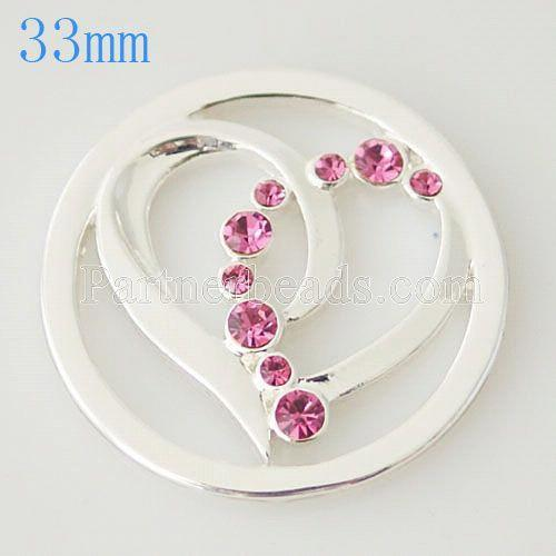 33 mm Alloy Coin fit Medaillon Schmuck Typ011