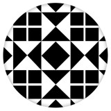 Дизайн 20MM Металлическая эмаль с росписью C5515