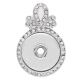 Kettenanhänger ohne Kette KC0453 fit snaps style 18 / 20mm snaps jewelry