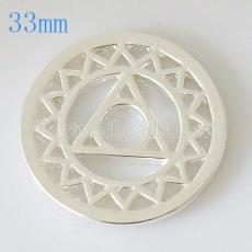 33 mm Alloy Coin fit Locket jewelry type024