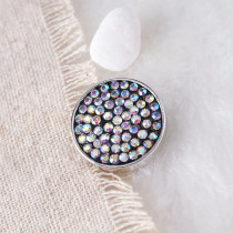 20mm snaps multicolor Rhinestones Chunks Poppers With High Quality Bottom