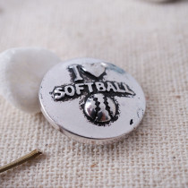 20MM Softball snap KB6814 snaps bijoux