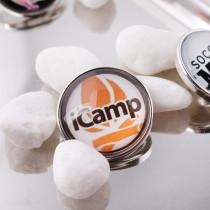 20MM snap glass Hike C1020 bijoux interchangeables