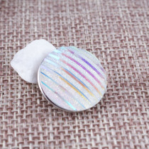 18MM Round snap Alloy white resin KB2234 interchangeable snaps jewelry