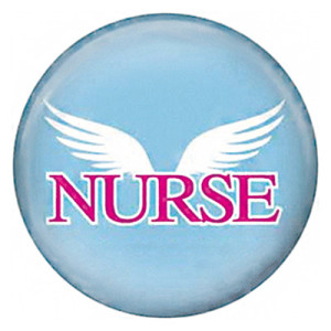 20MM nurse Painted enamel metal C5375 print snaps jewelry