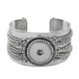 bracelet ajustable en forme de ruban avec ajustement strass 18 & 20MM