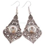 Snaps metal earring KS0931-S fit 12mm chunks snaps jewelry