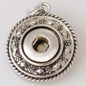 Colgante de collar sin cadena encaja broches estilo pequeños trozos de joyería