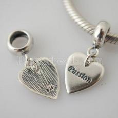 partner sterling silver dangle charm beads mother