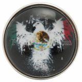20MM защелкивается стекло Мексики C0684 сменные защелки ювелирные изделия