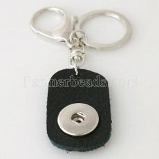 High quality Full-Grain real leather  Keychain