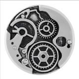 20MMデザインスナップシルバーメッキKC9894スナップジュエリー
