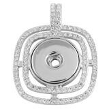 Pendentif de collier fit 18 / 20mm s'encliquette bijoux de style KC0359