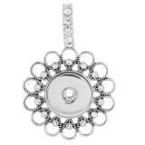 Pendentif de collier fit 18 / 20mm s'encliquette bijoux de style KC0356