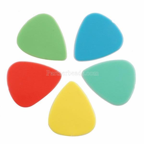 10pcs Snap Pick Button Charm Jewelry Tool MIX colors for random Similar style goods number XX0013-MIX