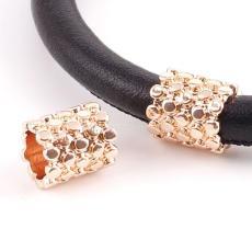 Perlen passen Armband und Halskette088