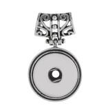 Pendentif de collier sans boutons-pression de style fit 18 & 20mm Chunks Jewelry